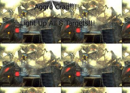 Aggro Crag Rules