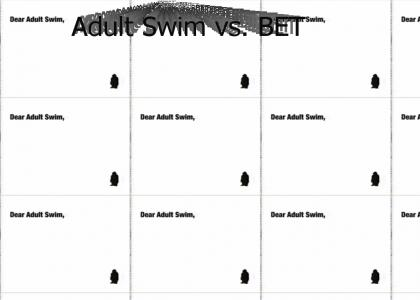 Adult Swim vs. BET
