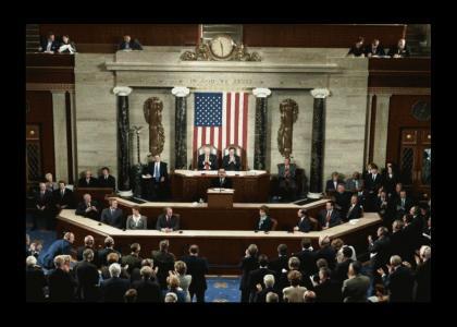 Dr. Doom Conquers Congress