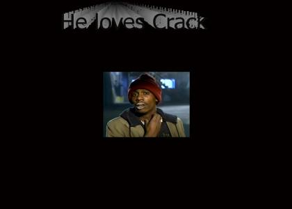 Tyrone is Cucoo for crack