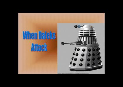 When Daleks Attack