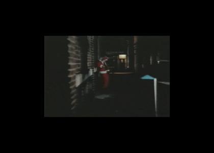 Santa isn't coming