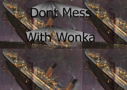 Willy Wonka Kills the Titanic