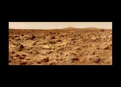 Astrollama: Mars Landing