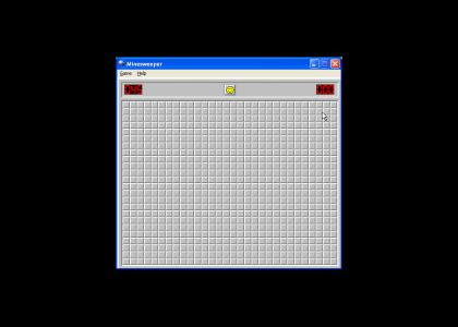 Minesweeper has a dark secret