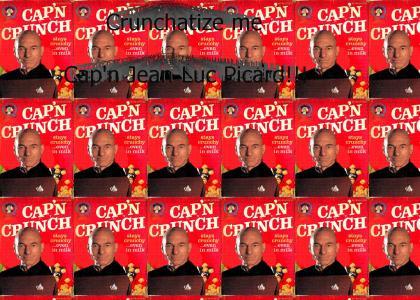 Cap'N Picard Crunch