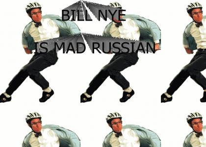 Bill Nye Moskau!