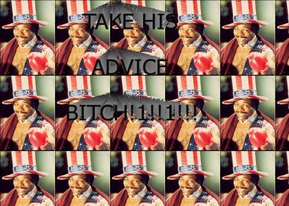 Apollo Creed gives advice