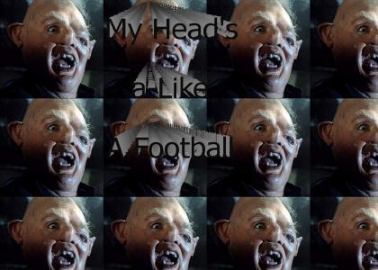 TOURNAMENTMND1: My Head's a-Like a Football