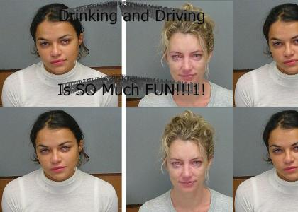 LOST Girls Go Drinking and Driving