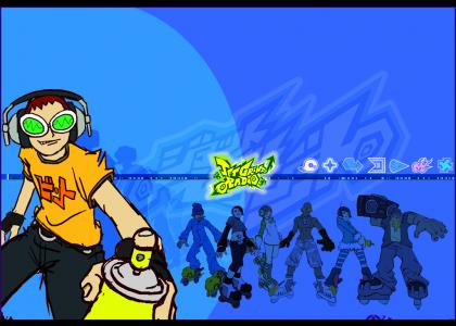Jet Set Radio rocks
