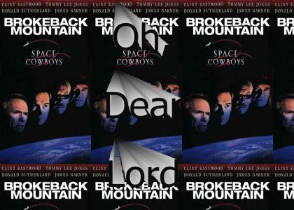 Brokeback Mountain 2: Space Cowboys
