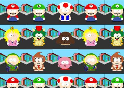 Super South Park  Bros. & Friends