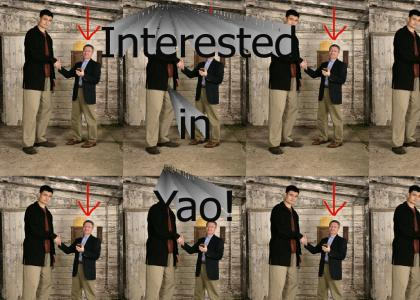 Interested in Yao