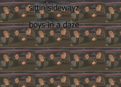 what is sittin' sideways