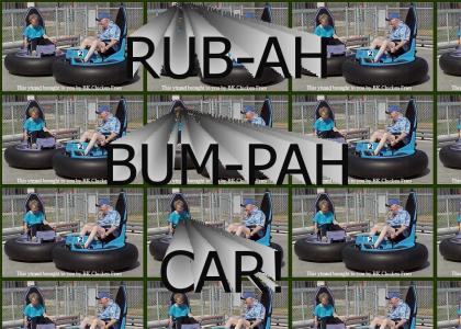 Rubber Bumper Car!
