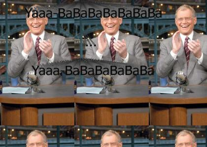 Letterman Mind Control