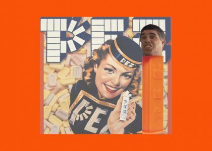 Racist Baba Booey PEZ™ Dispenser