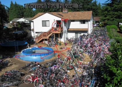 Stolen Bikes Found!!!