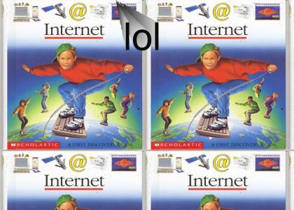 in the 90's we took the internet seriously
