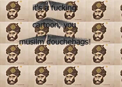 all religions = retarded