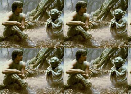 Yoda farts...