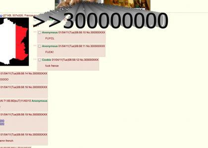 300M Get!!!