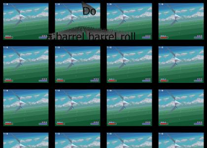 Moskau barrel roll