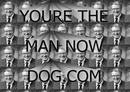 Your the man now dog - Elwood