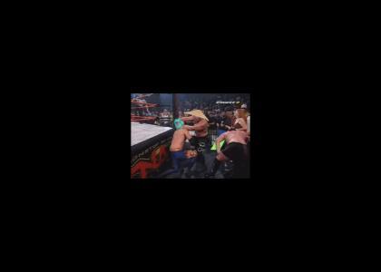 Wrestling is Mortal Kombat