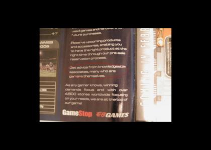 Gamestop/EB Games is a house of LIES!