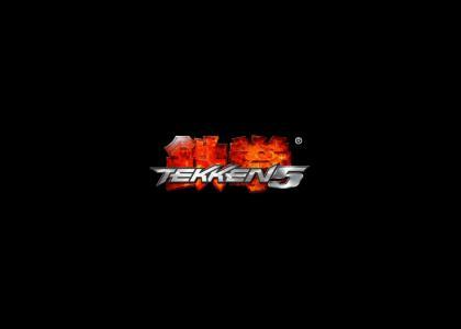 Tekken Hammer Ponch!