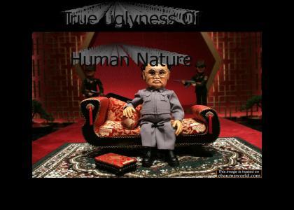 Eric Bauman True Uglyness Of Human Nature