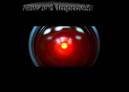 HAL gets an upgrade.