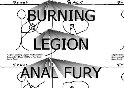WORLD OF WARCRAFT ANAL FURY