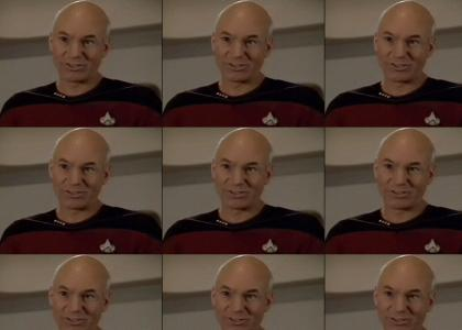 Picard excited straw rear end