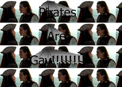 Pirates are gay (Updated)