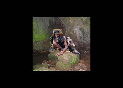 Caveman Enjoys Soulfly