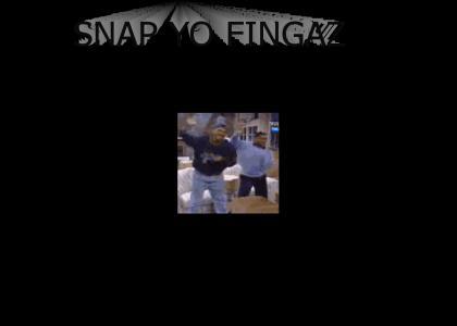 Carlton Snaps His Fingers