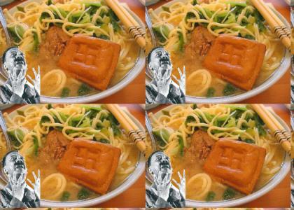 OMG, Secret Nazi Tofu !!