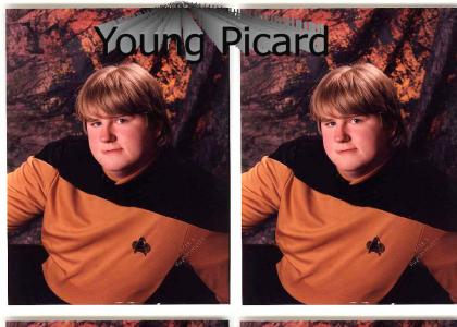 Young Picard