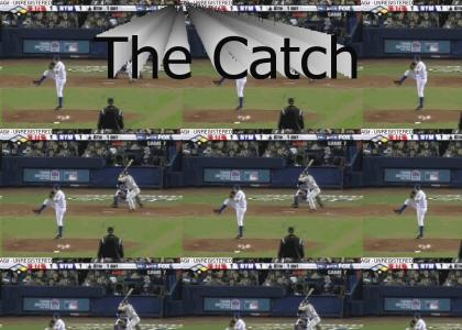 The Catch by Endy Chavez