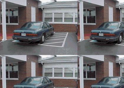 I Park in Handicap Spaces