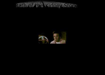William Shatner Passes His Kidney Stone