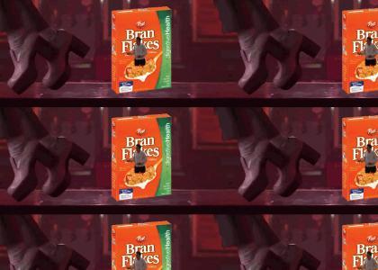 THE BRAN ISN'T WORKING
