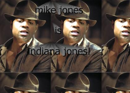Mike Jones and the Last Crusade