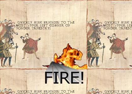 Medieval Tapestry had one weakness