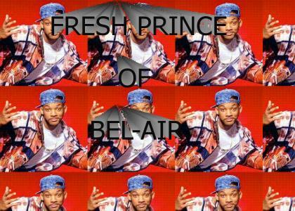 Fresh prince of bel-air