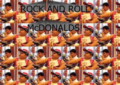 Rock 'n Roll McDonalds