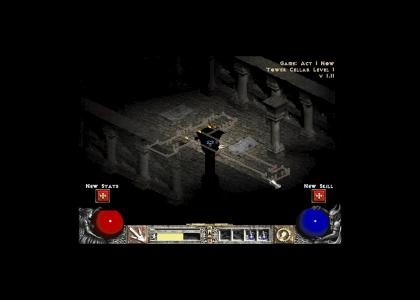 Diablo 2 is Perverted